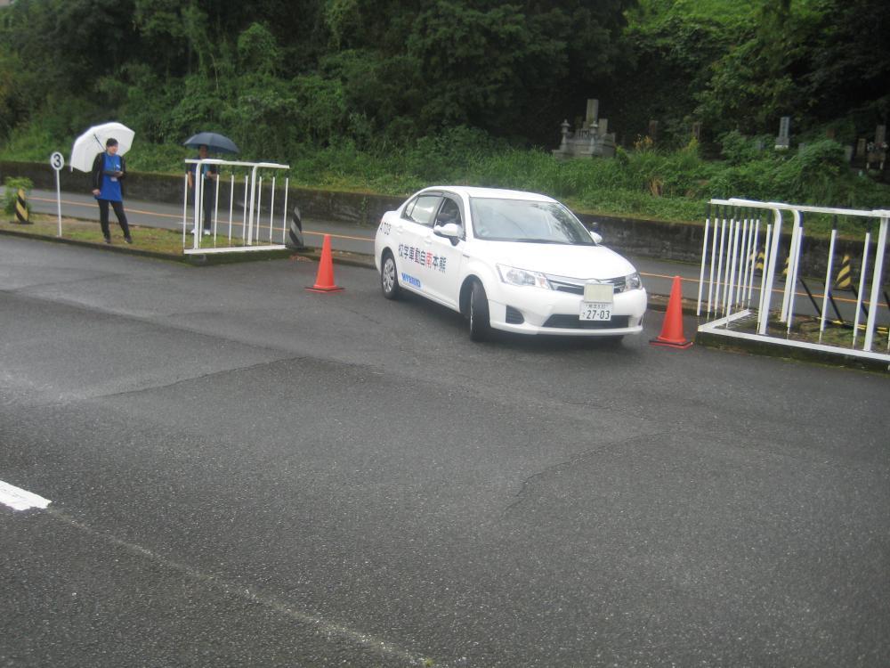 縦列駐車2