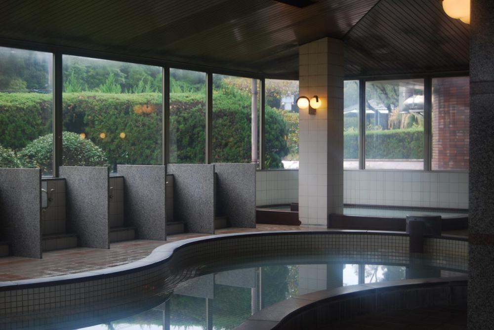 南九州CC 大浴場