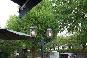 鎌倉の外灯