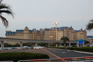 TDL外のホテル