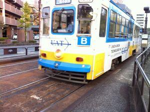 熊本市電1
