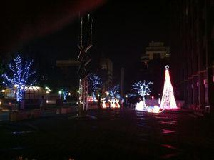 熊本市内夜景2