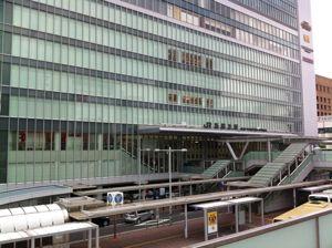 JR新横浜駅