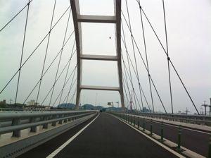 有明沿岸道路の橋4