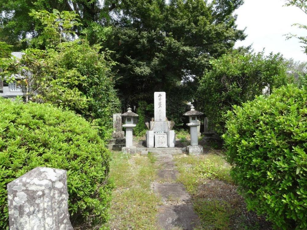 秋の墓参(3)