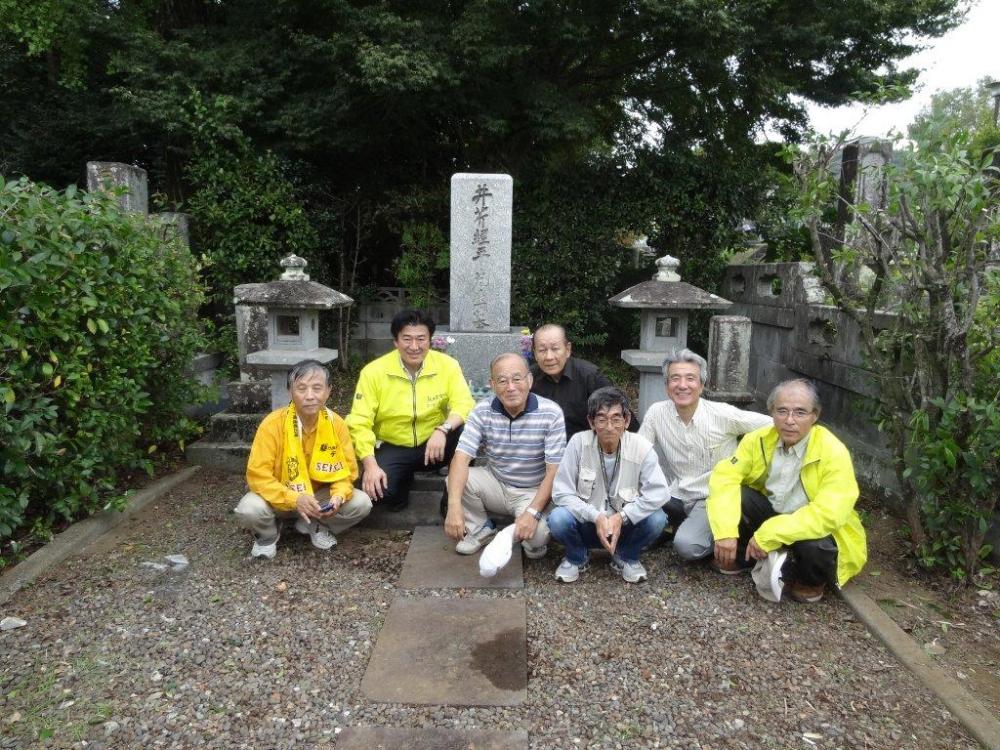 秋の墓参(6)