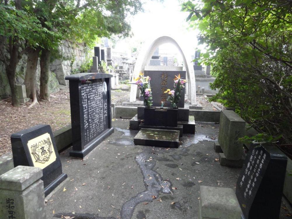 秋の墓参(8)