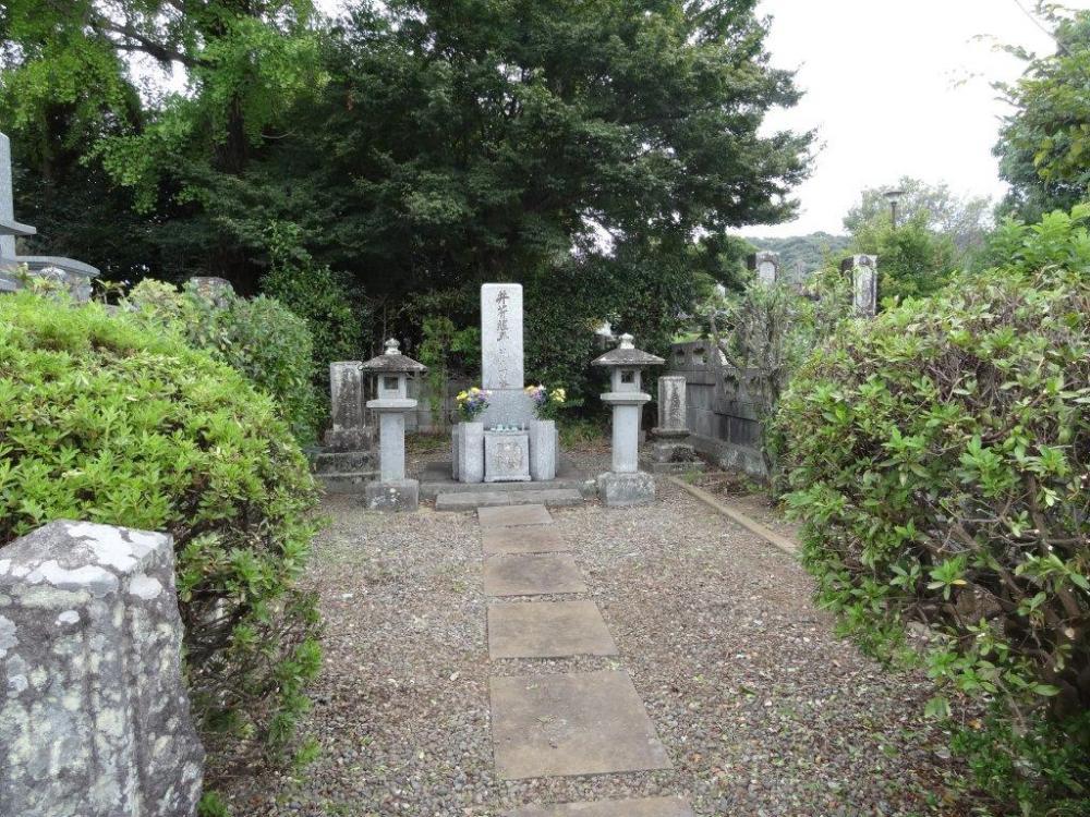 秋の墓参(9)