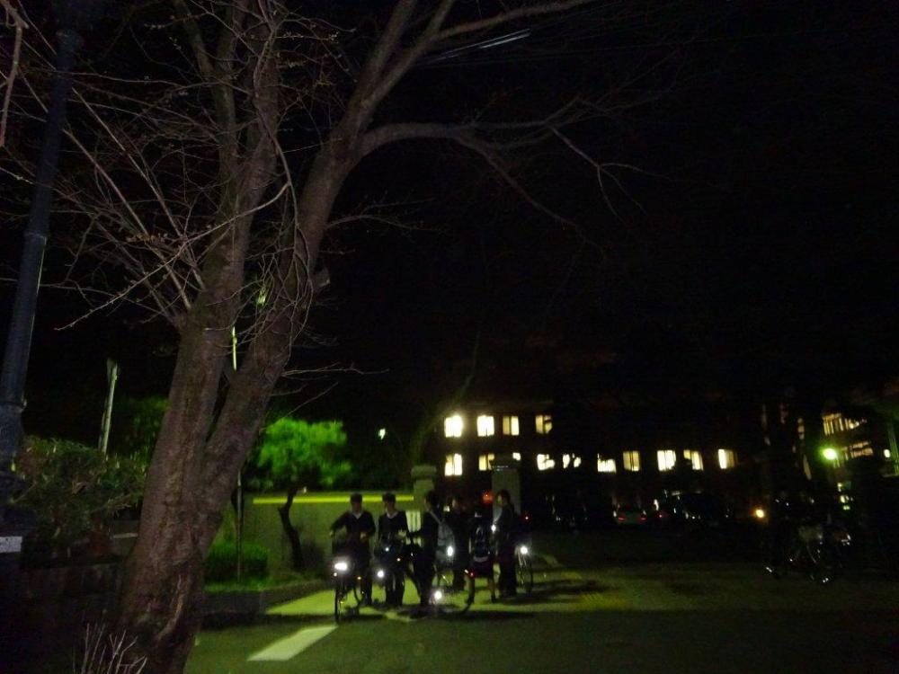 (7)夜間パト