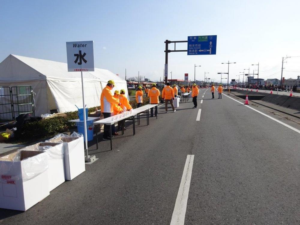 マラソン(1)