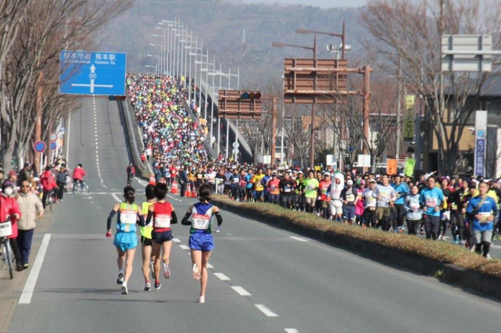 マラソン(2)