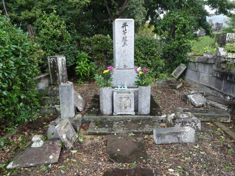 墓参(3)