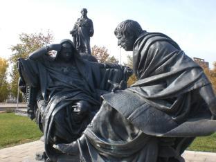 暴君ネロと哲人セネカ