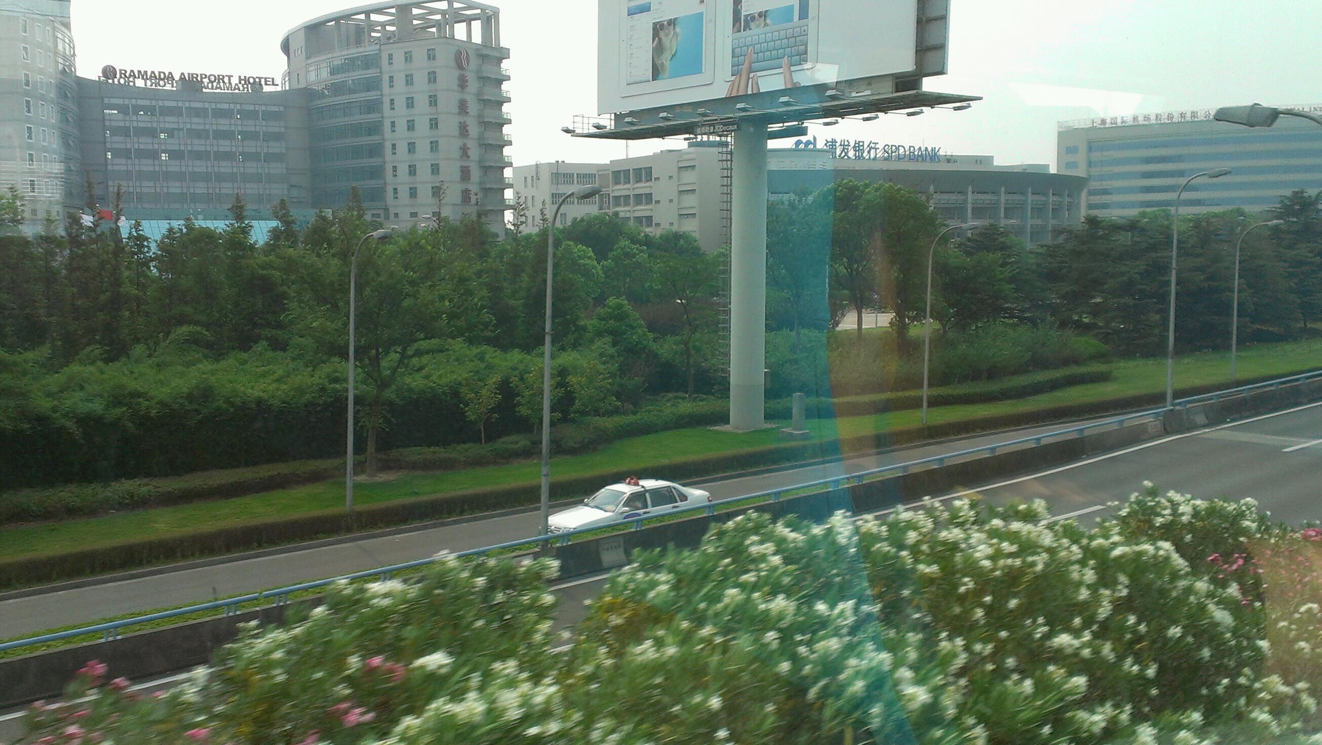 上海は気温40℃!!