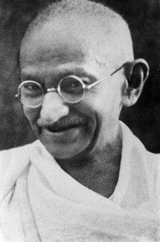 インド独立の父