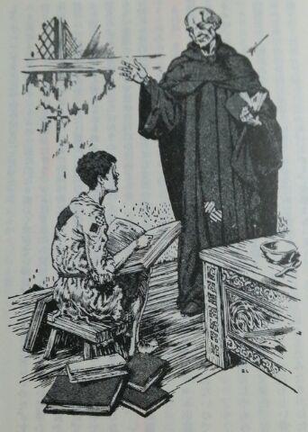 神父アンドリュウ