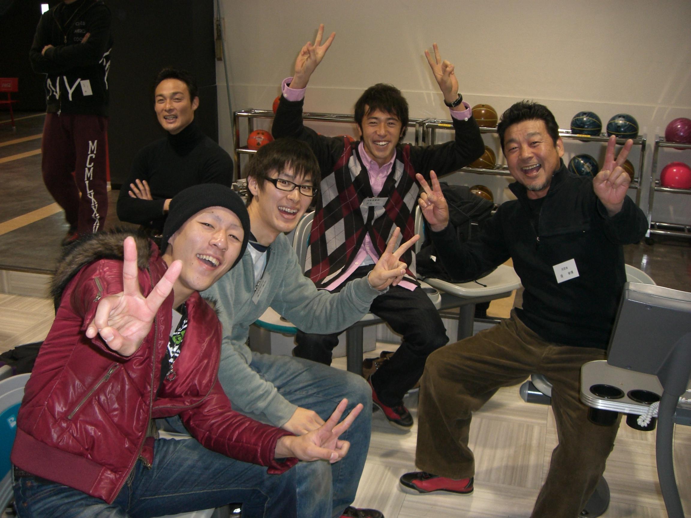 ボーリング大会(3)
