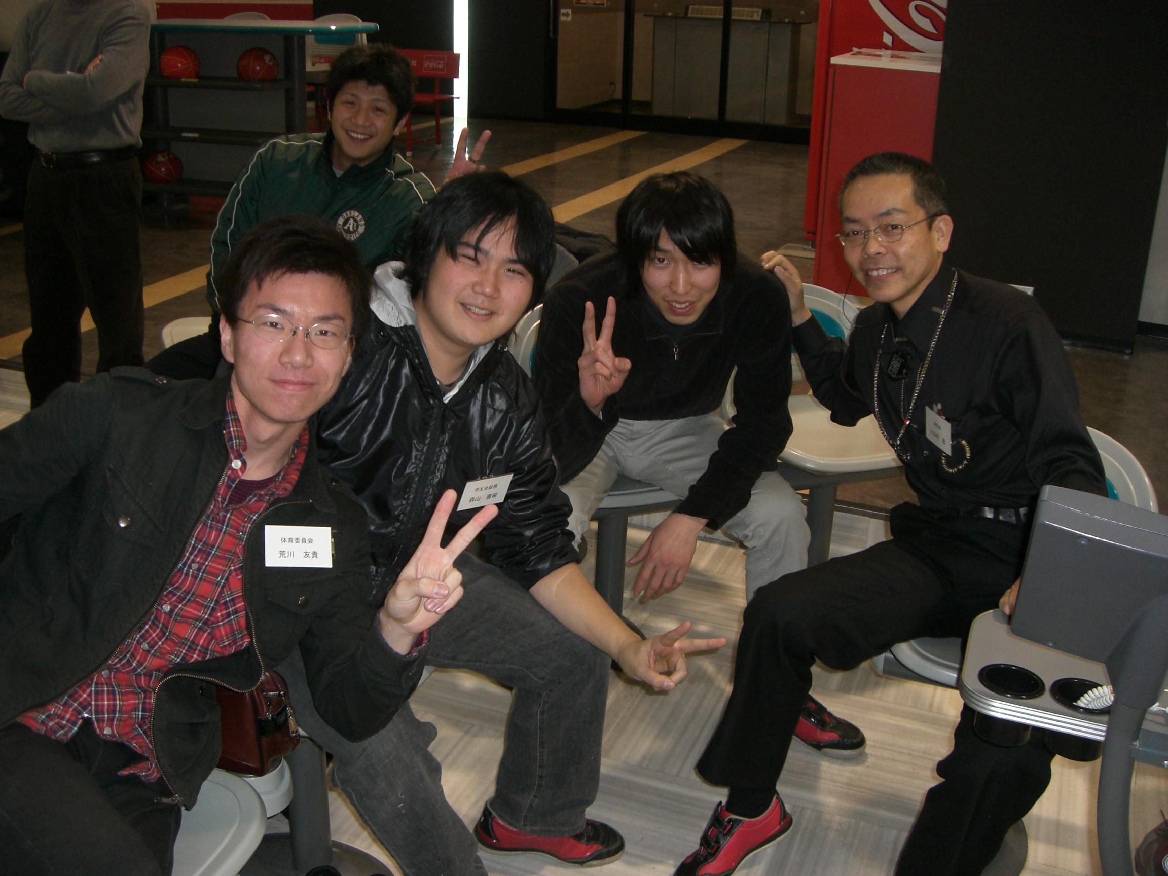 ボーリング大会(5)