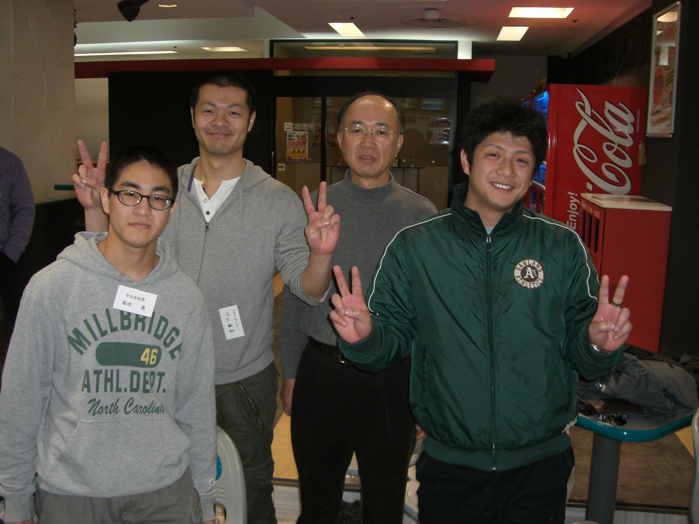 ボーリング大会(6)