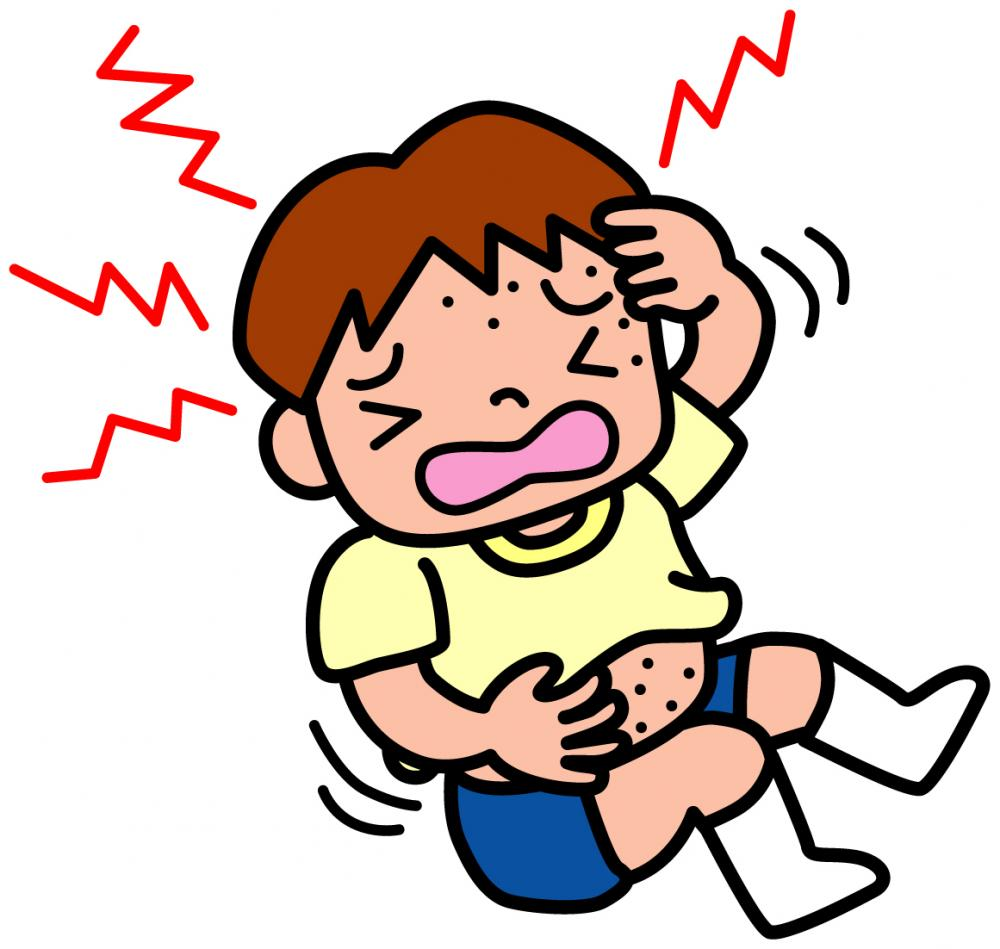 湿疹、アレルギー