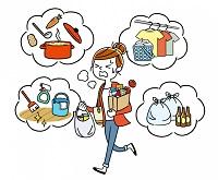 仕事と家事の両立
