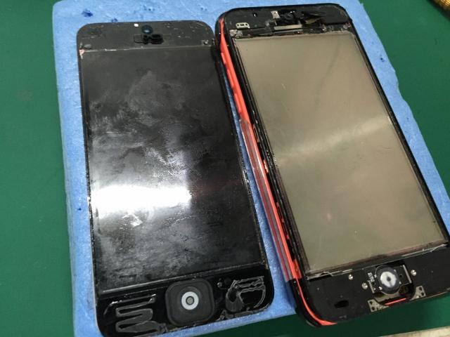 iPhone5C修理