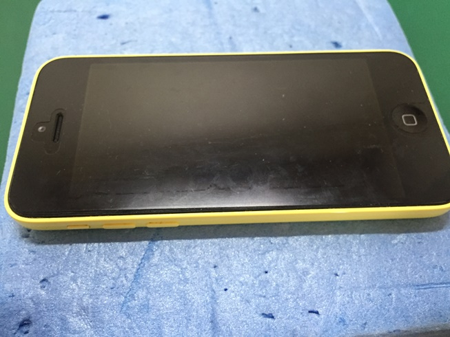 iPhone5C水没